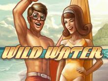 Играйте в слоте Дикая Вода онлайн